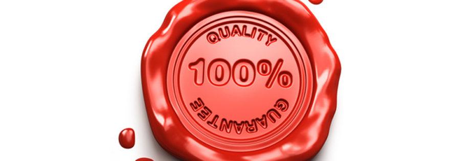 Qualität zählt und zwar persönlich